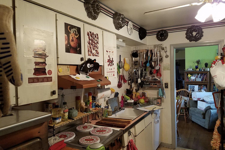 Marcia D Des Plaines Kitchen Before 1