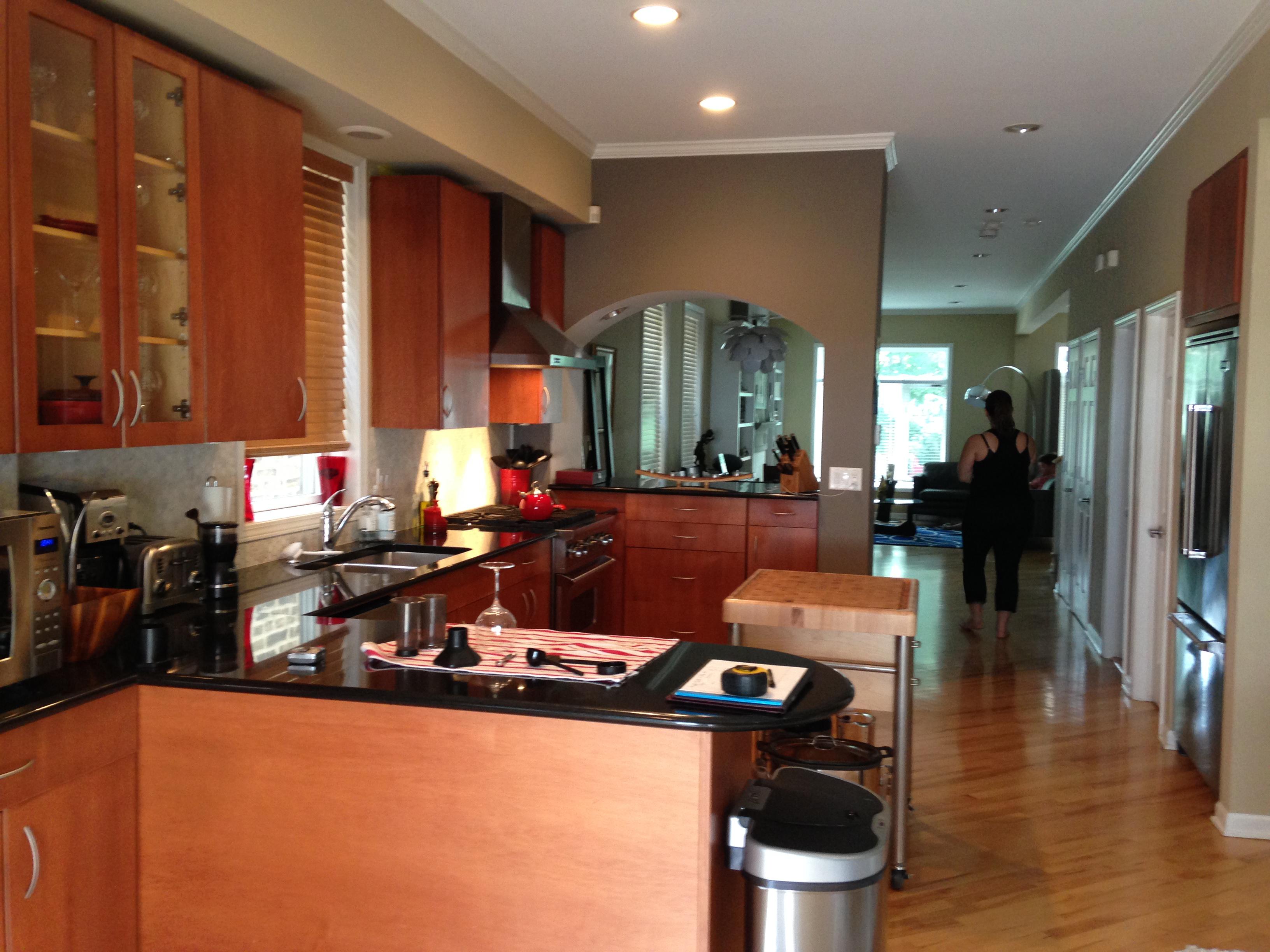 Nicole L -Chicago Kitchen before 3