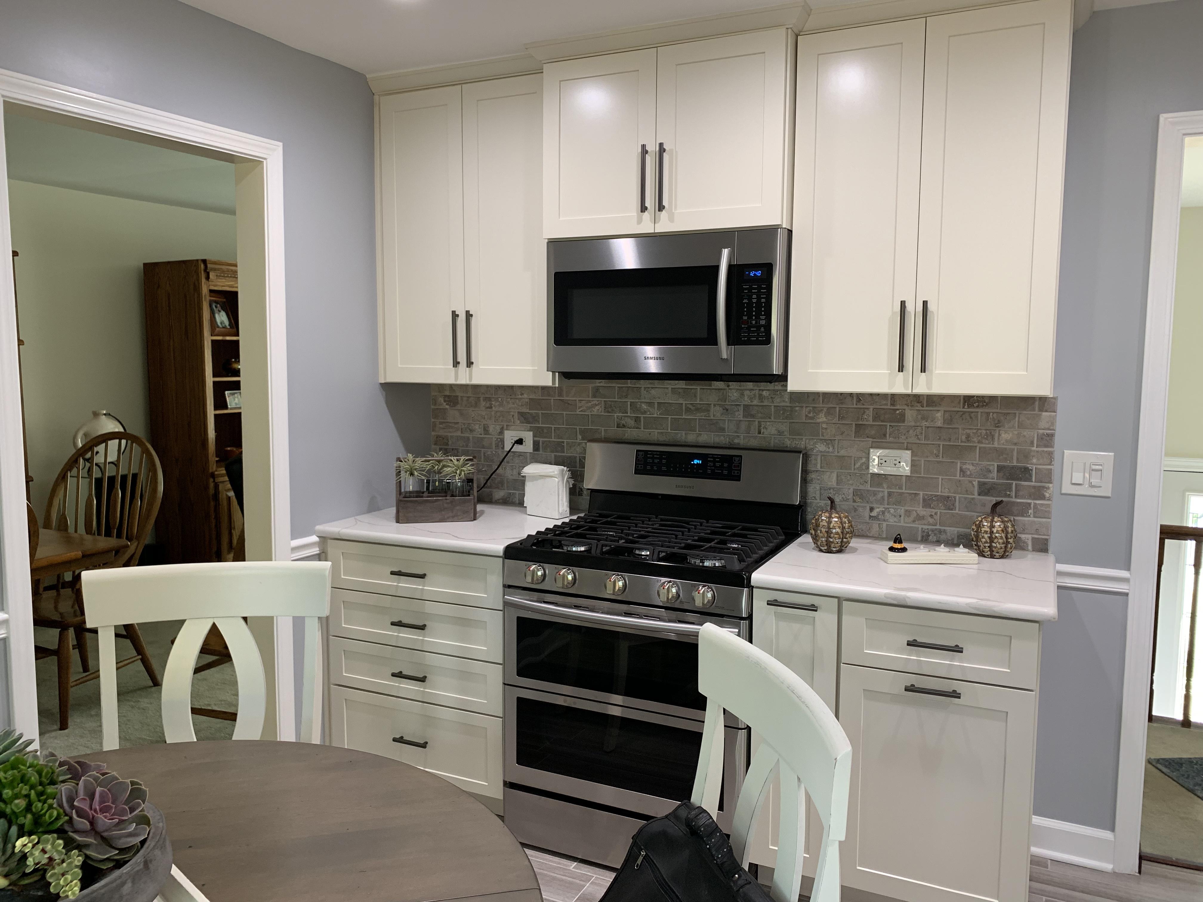 Barbara S -Elk Grove Kitchen After 3
