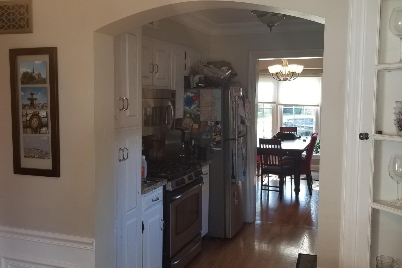 Anne M -Park Ridge Kitchen before 1