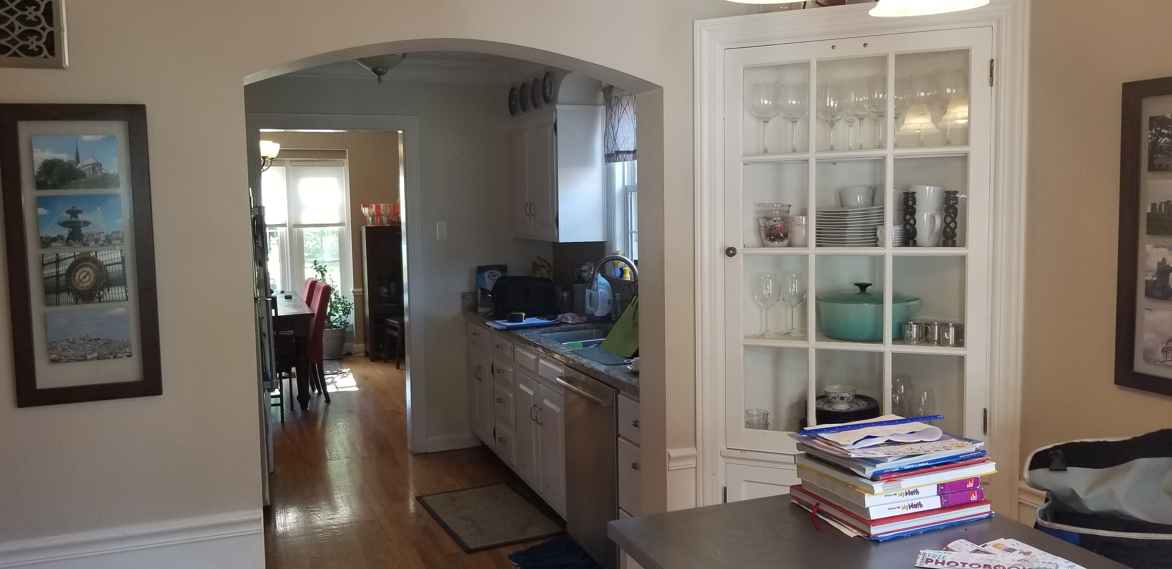 Anne M -Park Ridge Kitchen before 2