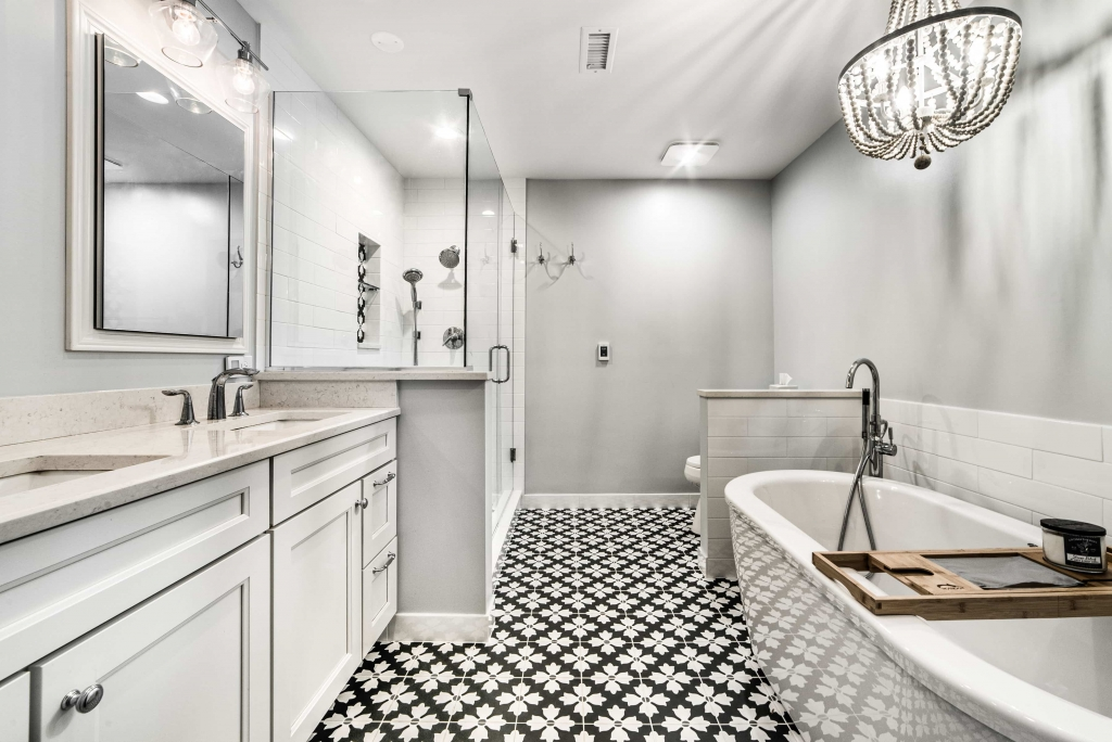 Complete Bathrooms Remodeling