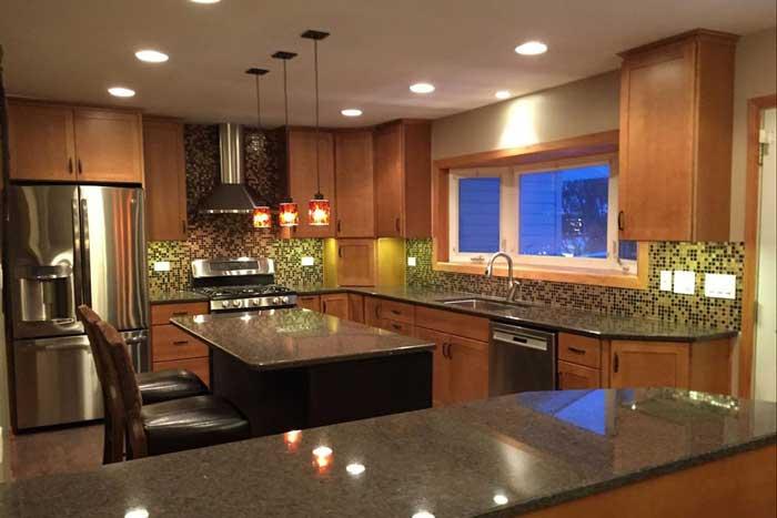 Arlington Heights Full Kitchen Remodel
