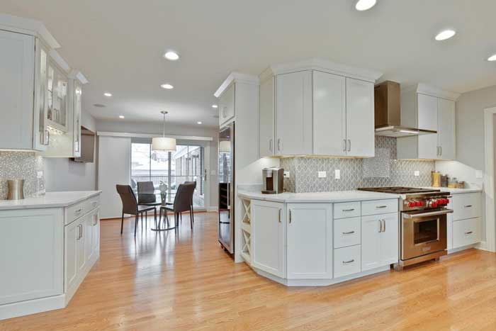 Chicago Full Kitchen Best Remodel Company