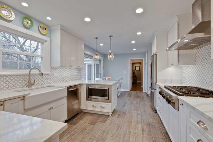Complete Kitchen Remodel Chicago