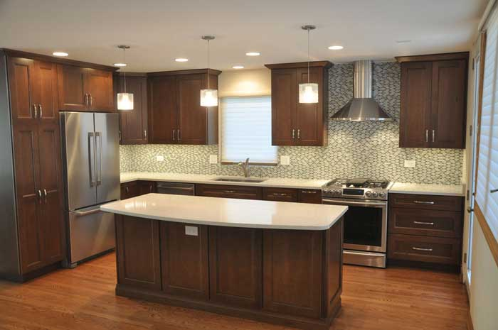 Townhouse Kitchen Remodel Company