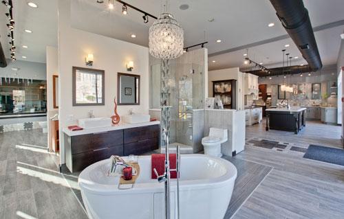 Bathroom Remodeling Showroom