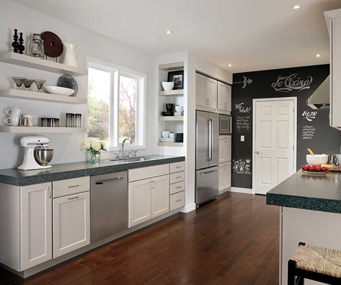 Kemper Cabinetry Echo Series