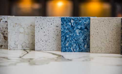 Where can I pick out countertops in Chicago